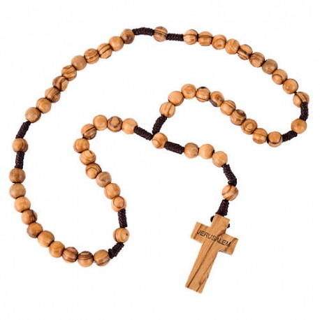 Rosary - Olivewood