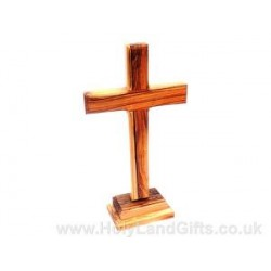 Plain Cross on Stand (v.large)