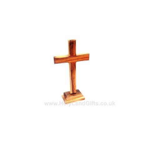 Plain Cross on Stand (v.large)