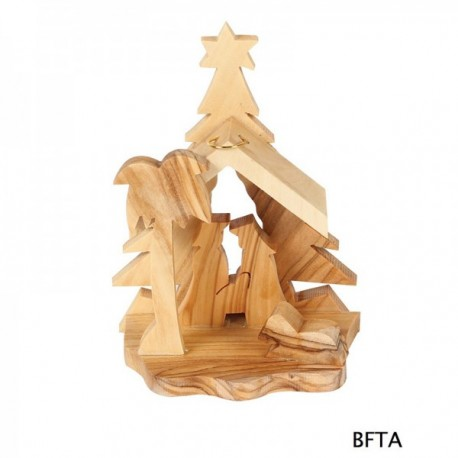 Tree Nativity (S)