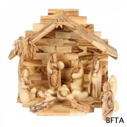 6 Block Nativity