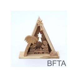 Triangular Nativity