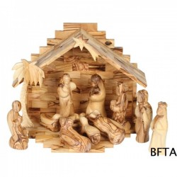 7 Block Nativity