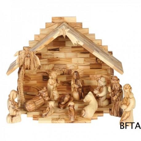 8 Block Nativity