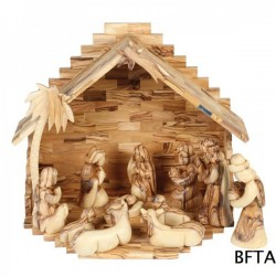 9 Block Nativity